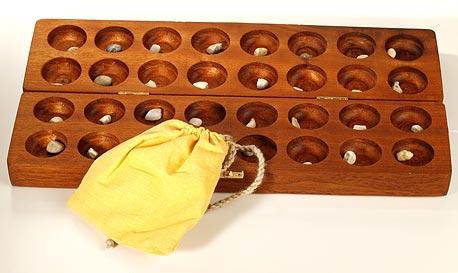 Bastelidee / Hus Spiel aus Holz